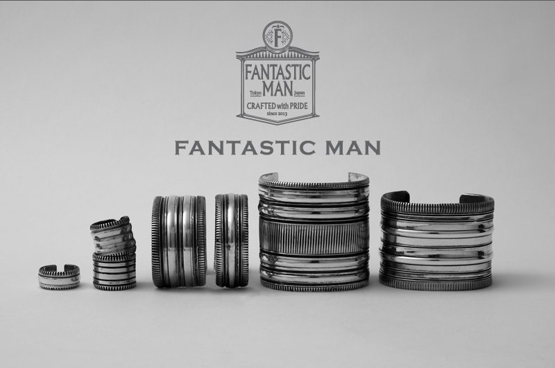 FANTASTIC MAN POP UP STORE in Edition OMOTESANDO