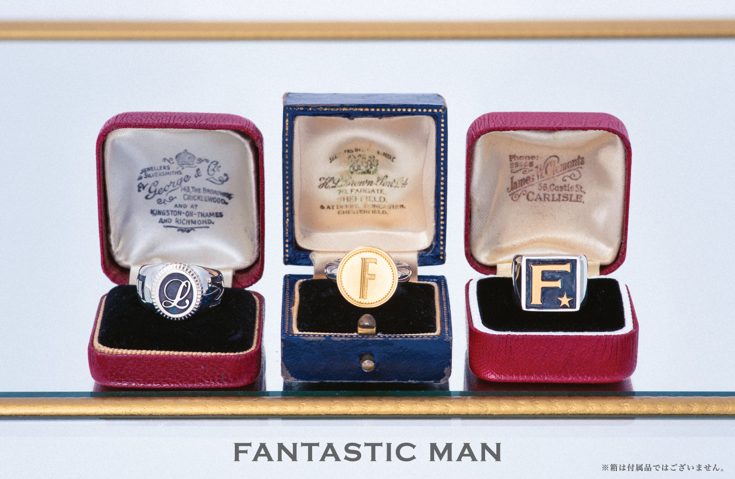 FANTASTIC MAN COLLECTION